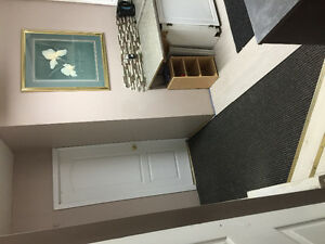 Furnished room next to UNB campus all inclusive for $370.