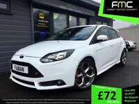 2014 Ford Focus ST2 2.0T 250BHP **Performance Exhaust - Only 18,000 Miles**