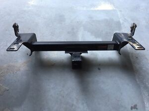 Curt front hitch receiver - Ford F150