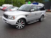 Land Rover Range Rover Sport 2.7TD V6 auto not bmw,mercedes,audi,honda,volvo