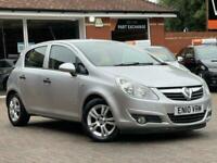 2010 Vauxhall Corsa 1.3 CDTi ecoFLEX 16v Energy 5dr (a/c) Hatchback Diesel Manua