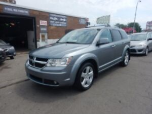 DODGE  JOURNEY 2010 AUTOMATIQUE 4*4 R/T