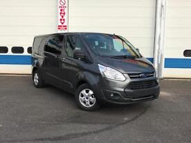 Ford Transit Custom 310 L2 Double Cab Limited 2.0TDCi 170ps