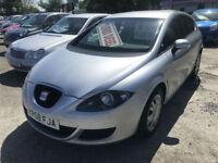58 REG Seat Leon 1.9TDI DPF Ecomotive LOW MILES