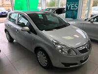 2009 Vauxhall Corsa club 1.4 ac - 1 F Keeper - MOT July