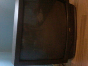 28 inch jvc colored tv without remote