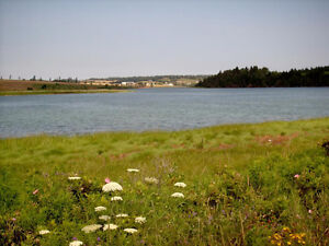 6.3 Acres Waterfront Land in New Glasgow, PE