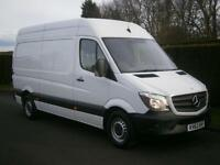 2013 (63) Mercedes-Benz Sprinter 313CDI MWB Euro 5, NEW SHAPE, FINANCE FACILITY