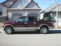 2010 Ford F-150 King Ranch Pickup Truck