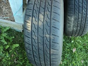 Chrysler Intrepid 4 Rims and tires 225/60/16 Kitchener / Waterloo Kitchener Area image 2