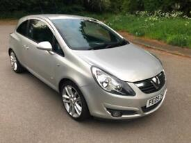 Vauxhall Corsa 1.2 SXI. 2009. LOW BUDGET CORSA. CHEAP INSURANCE/TAX. 2 OWNERS.