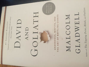 David and Goliath - Malcom Gladwell
