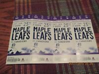 Toronto Maple Leafs vs. Montreal Canadians in Toronto 23/01/16