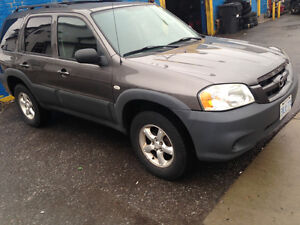 2006 Mazda Tribute great condition and ready to go for sale