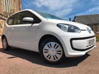 *6 MTHS WARRANTY*2013(13)VW UP 1.0 3DR WITH ONLY 36K FSH 1 MTHS MOT*