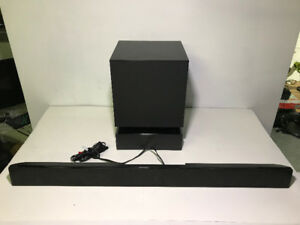 SONY HT-CT550W 2.1CH SOUND BAR TO FIX OR FOR PARTS (AS-IS) - FJN