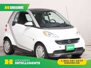 2015 Smart Fortwo Pure A/C CUIR