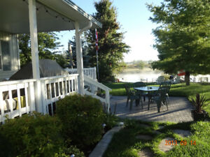 45ft Trailer Home with add a room- Fisherman's Cove Kincardine