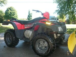 ATV 400cc-Well looked after. Kitchener / Waterloo Kitchener Area image 2