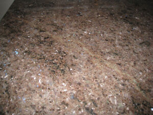 "Large slab hi-end granite ""price reduced"""