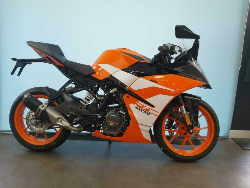 BS6 2020 KTM RC 125 and RC 390 to Get New Colours