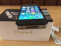 I PHONE 4 16 GB UNLOCKED