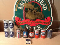 Vintage bottles and canes. Moncton New Brunswick Preview