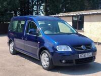 Volkswagen Caddy Maxi 1.9TDI ( Mobility + Wheelchair ) Bus auto DSG Maxi Life