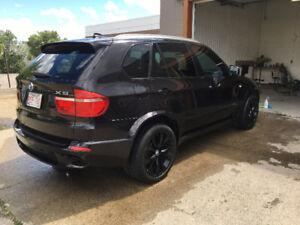 BMW X5 sport V8