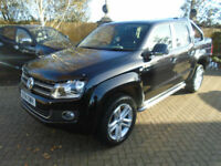 2014Volkswagen Amarok 2.0BiTDi (180PS) Auto Highline 4MOTION NO VAT 46K