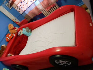 Baby car bed with Mattress  $130