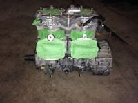 Just fully rebuilt top to bottom ski-doo 600 sdi & 800 ho engine