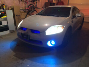 2006 Mitsubishi Eclipse low kms with remote start