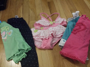 large lot of girls 24 month clothes