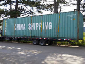 Shipping and Storage Containers For Sale - 20' and 40' Sizes Belleville Belleville Area image 2
