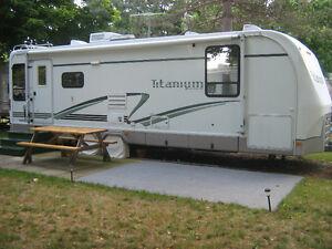 TITANIUM - 31' Rare Model - Not a 5th Wheel