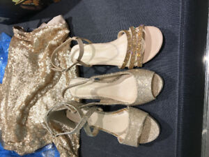 4 pairs of Wedding shoes