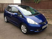 2010 (10) Honda Jazz 1.4 EX 5 Door Hatchback Petrol Manual