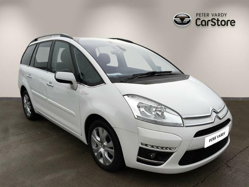 citroen c4 grand picasso 1 6 hdi platinum 5dr white 2012 10 03 in renfrewshire gumtree. Black Bedroom Furniture Sets. Home Design Ideas