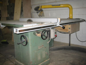 """Tools - General 10"""" Blade Table Saw (600V)"""