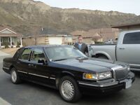 1997 Lincoln Town Car Signature Other