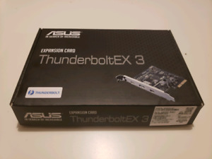 ASUS - ThunderboltEX 3 - Expansion Card