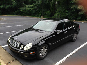 mercedes 2005 cdi for parts