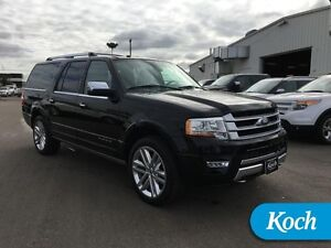 2016 Ford Expedition Max Platinum MAX