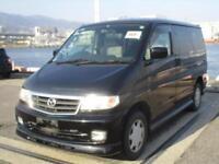 Mazda Bongo direct Japan Import supplied fully UK reg