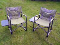 Pair of Quest Elite Comfort Plus Chairs
