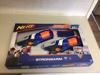 Nerf n-strike elite strong arm only 4 remaining