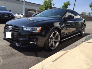 2016 Audi S5 Manual Trans., Technik + Warranty/Maintenance