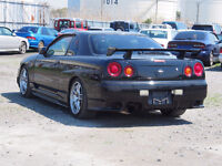 2000 Nissan Skyline GT-Turbo 5 Spd