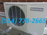 Thermopomes et climatiseurs / Heat Pump & Air Conditioner / AC